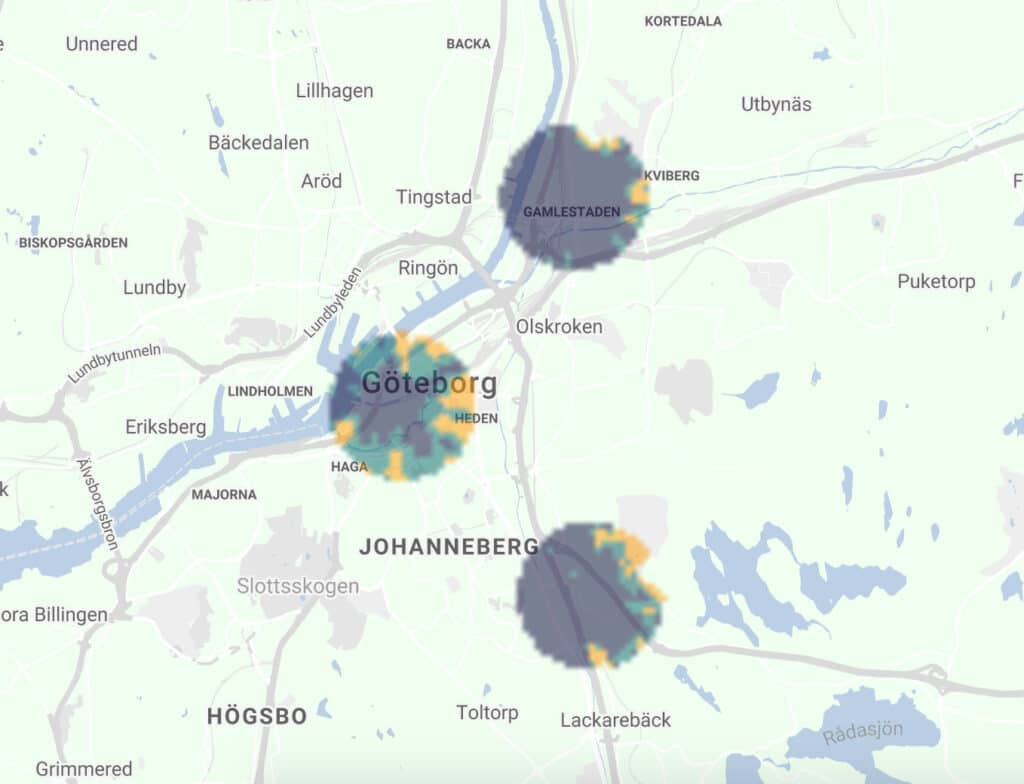 5g Göteborg