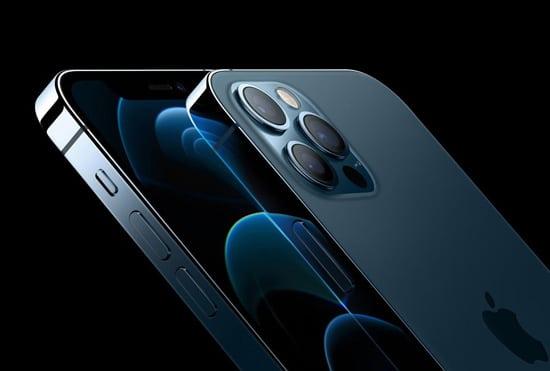 Förhandsboka iPhone-12
