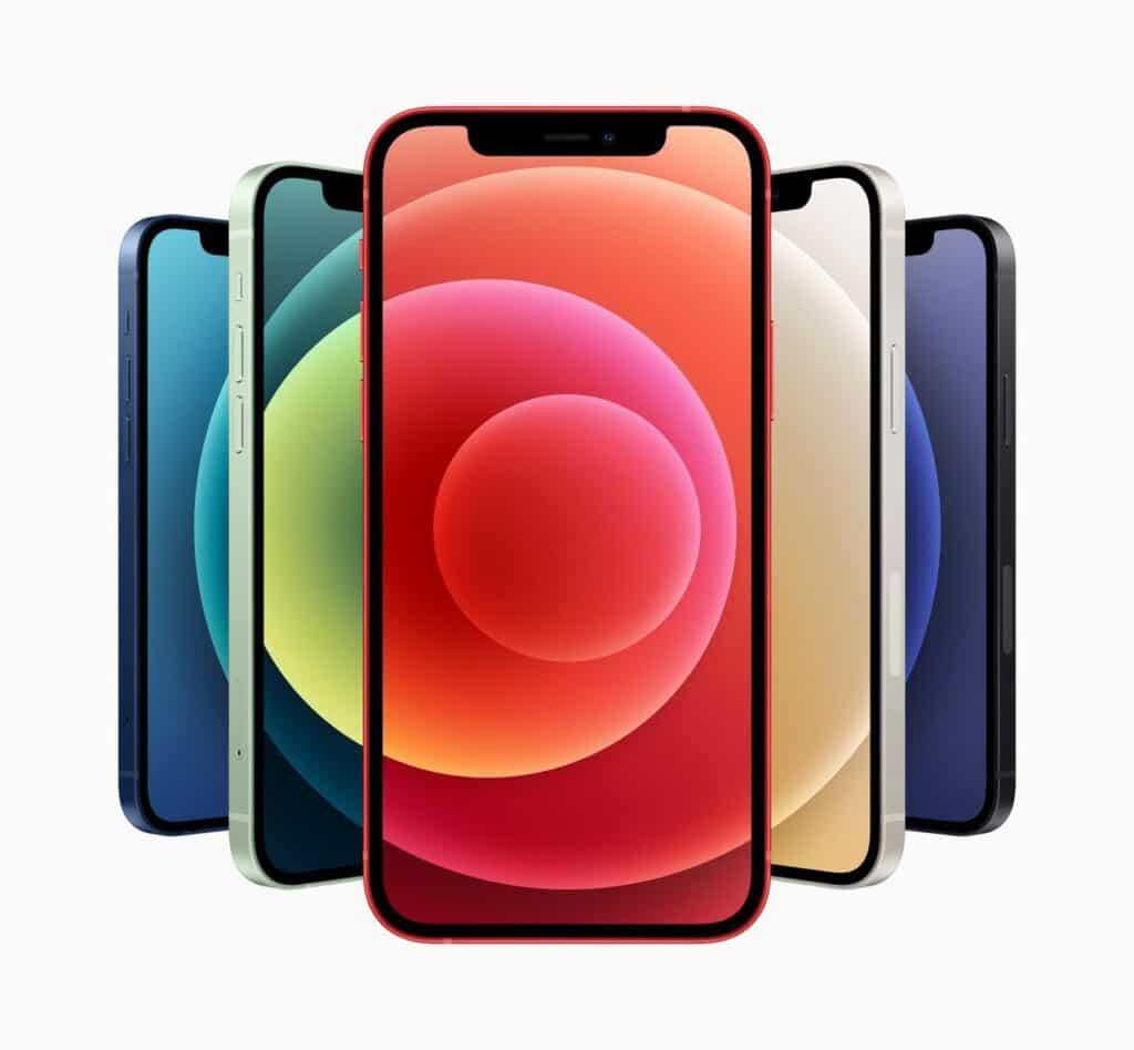 Pris iPhone 12