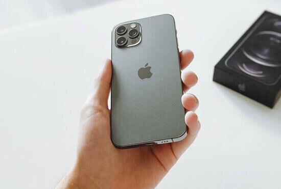 Nya iPhone 12 är här!